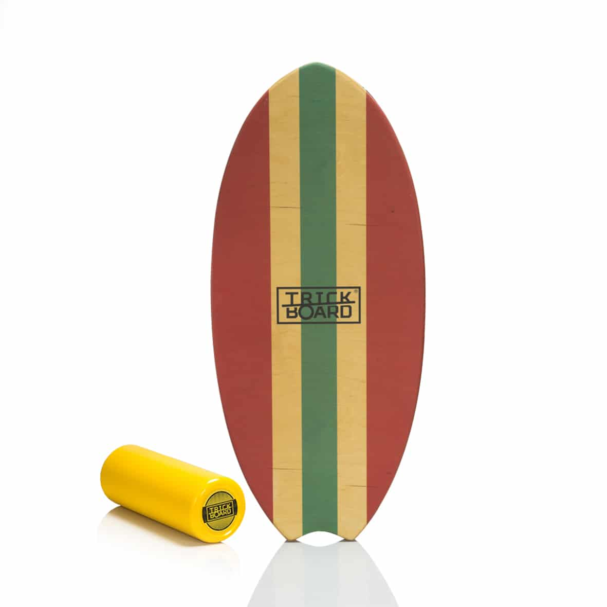 TRICKBOARD SURF RED