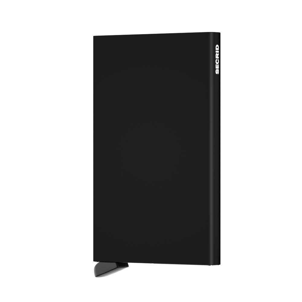 SECRID CARDPROTECTOR PORTEMONNEE - BLACK