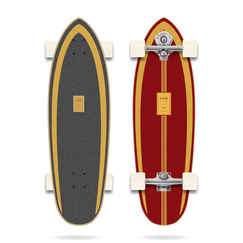 "YOW J-BAY 33"" SURFSKATE"