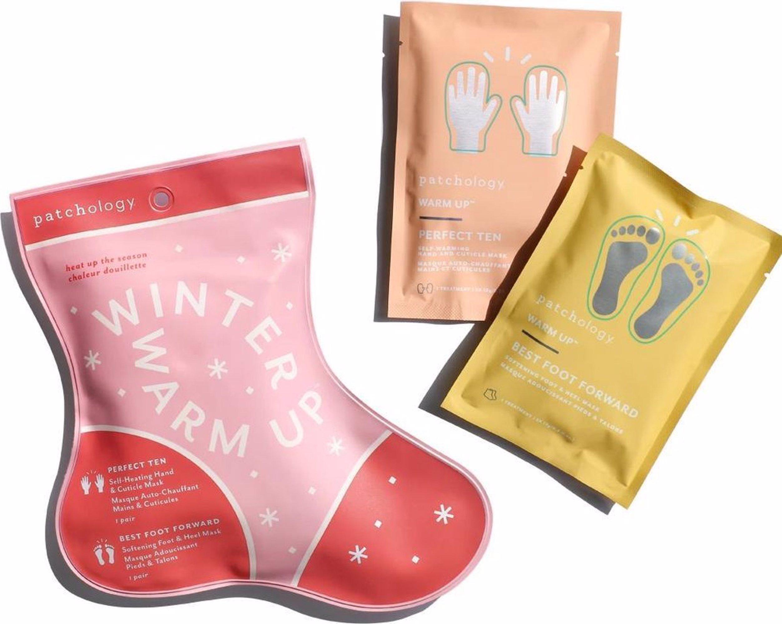 Winter Warm Up Set