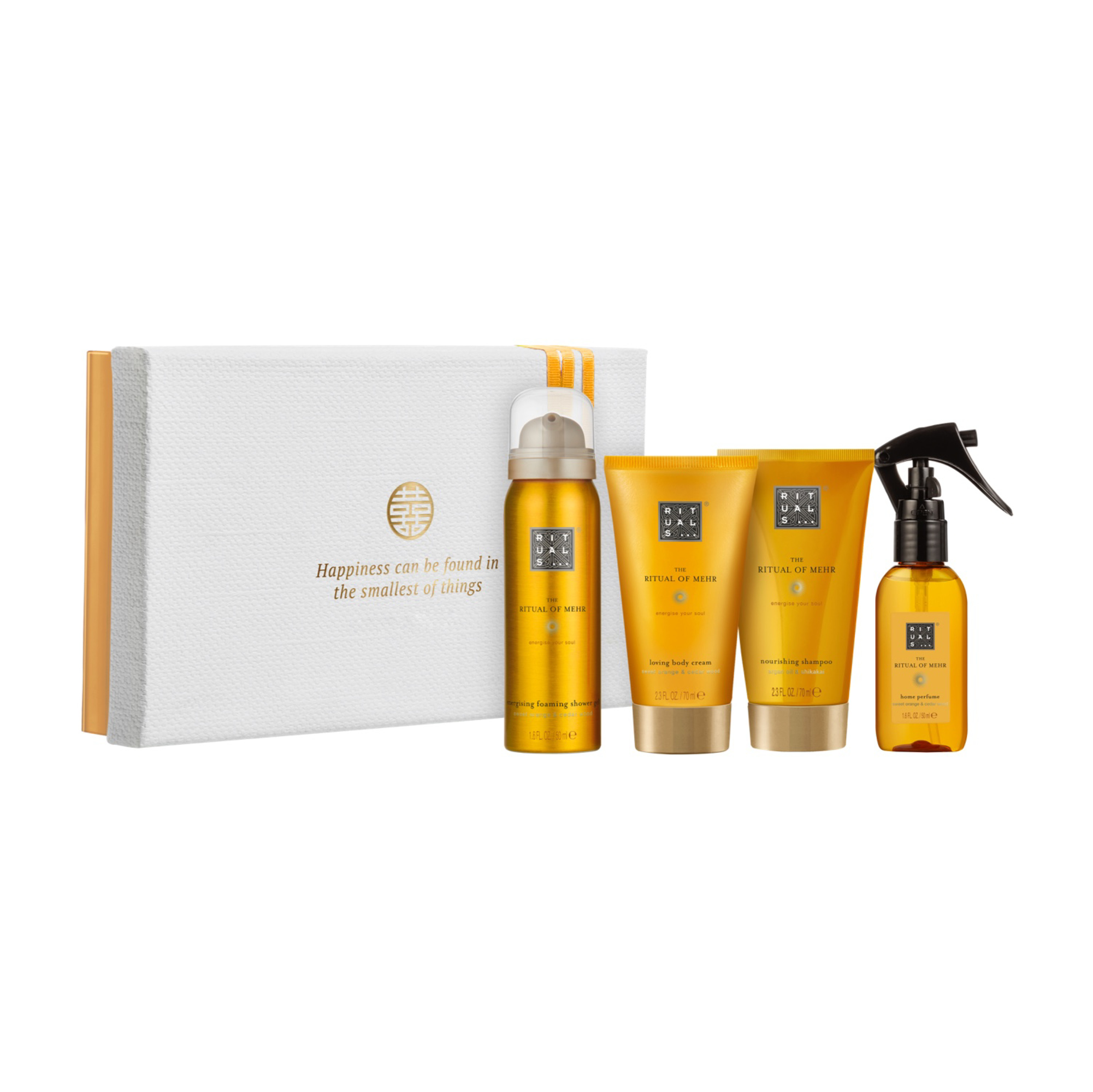 The Ritual of Mehr - Small Gift Set 2021