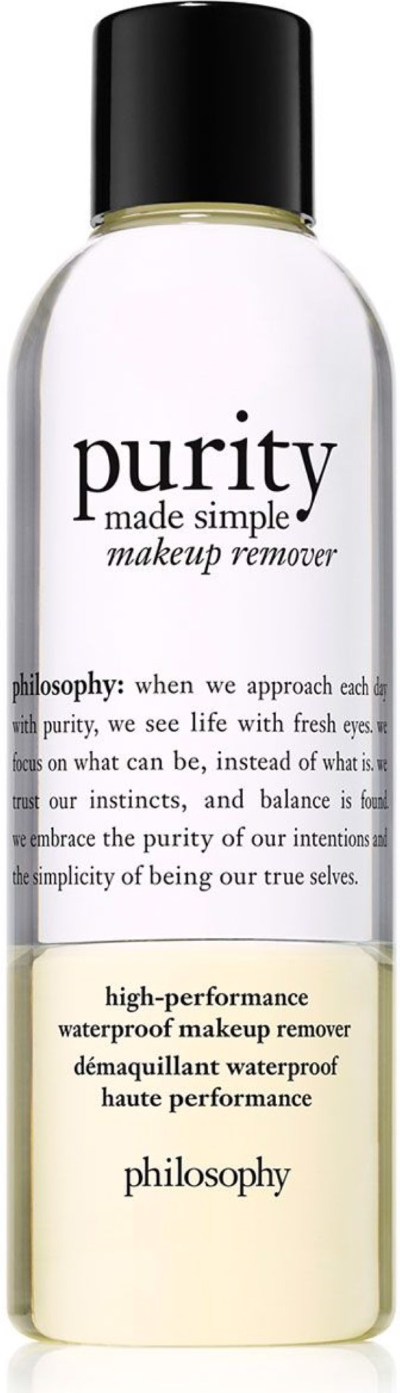 purity made simple makeup remover