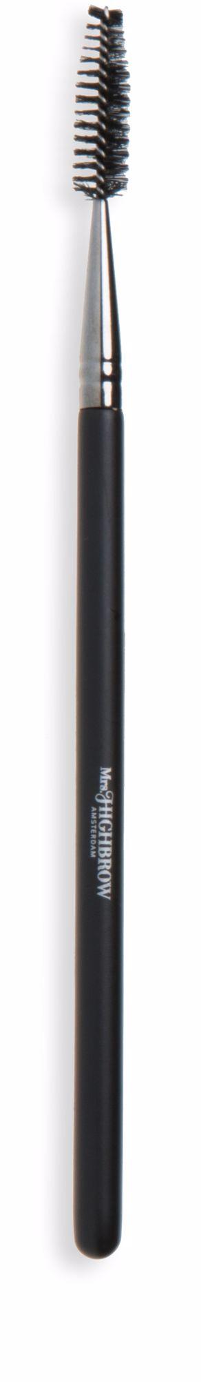 Spoolie Brush Black/Silver