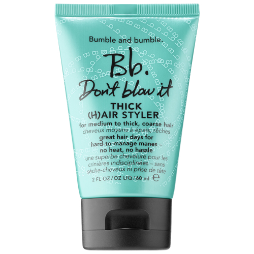 Don't blow it Thick (H)air Styler 60ml