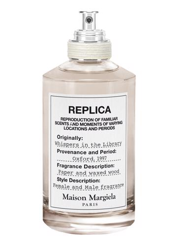 Replica Whispers in the Library Eau de Toilette 100ml spray