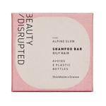 Shampoo Bar Alpine Glow for Oily Hair 100g