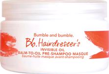 Hairdresser's Invisible Oil Balm-to-Oil Pre-Shampoo Masque 100ml