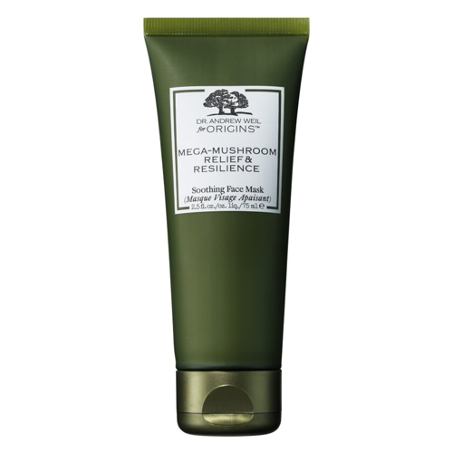 Dr. Andrew Weil for Origins Mega-Mushroom Relief & Resilience Soothing Face Mask 75ml
