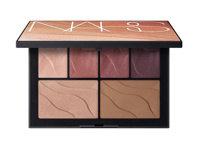 Heat Of The Night Hot Nights Face Palette