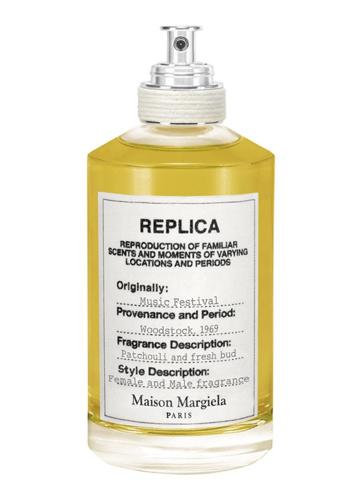 Replica Music Festival Eau de Toilette 100ml spray