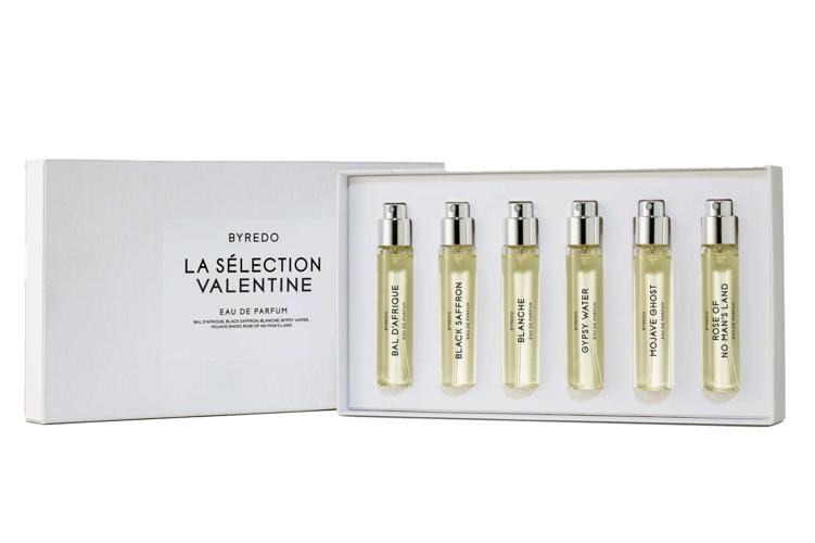 La Sélection Valentine Eau de Parfum 6x12ml sprays