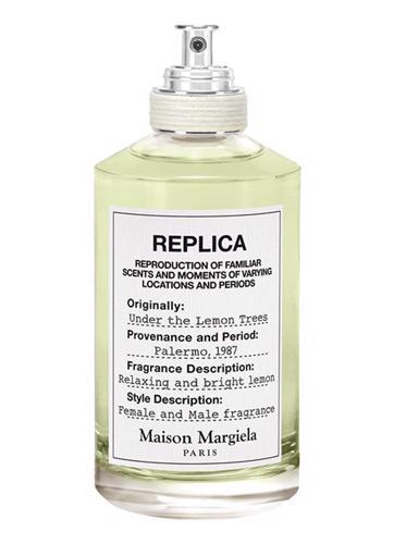 Replica Under the Lemon Trees Eau de Toilette 100ml spray