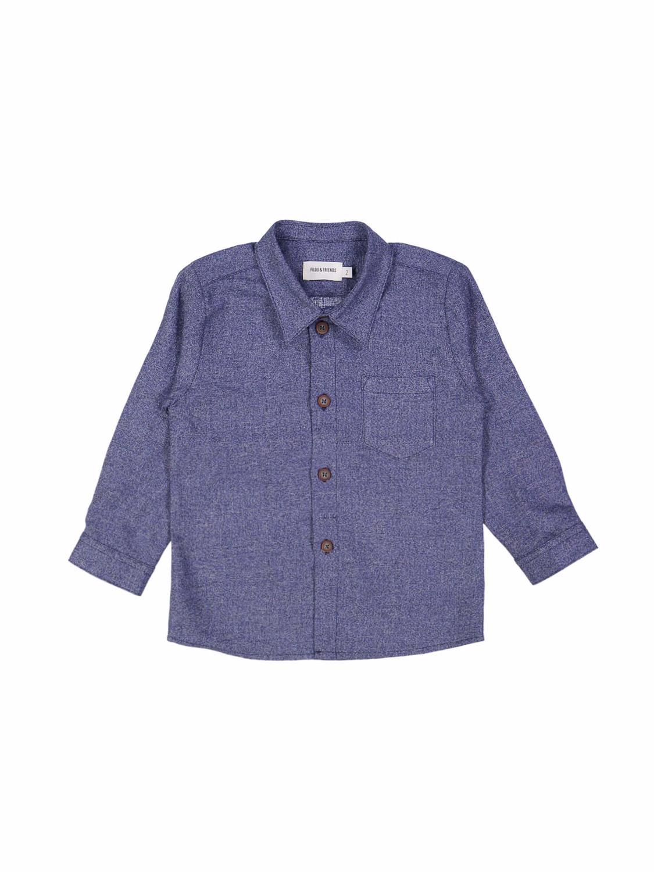 hemd tokyo blauw