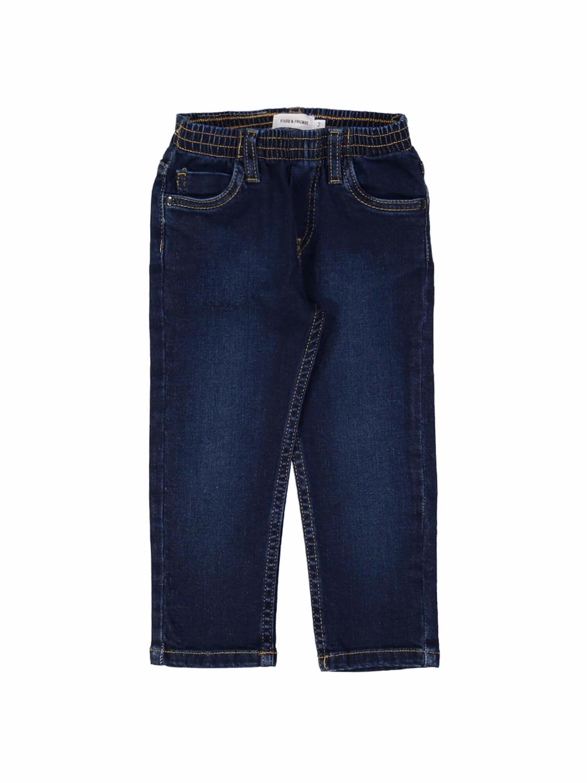 broek jeans boy regular donkerblauw