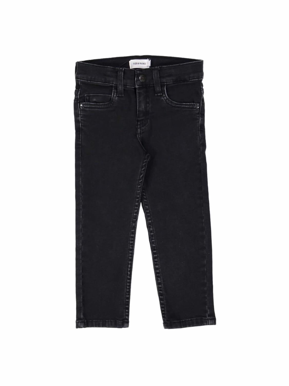 broek jeans boy slim zwart