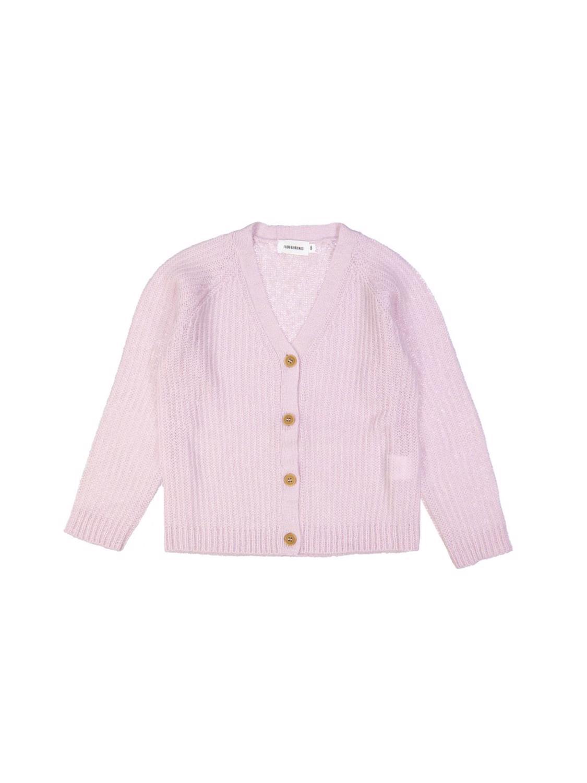 gilet tricot lila