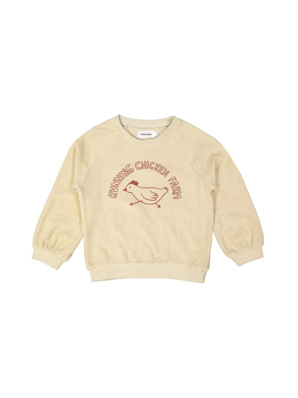 sweater run beige
