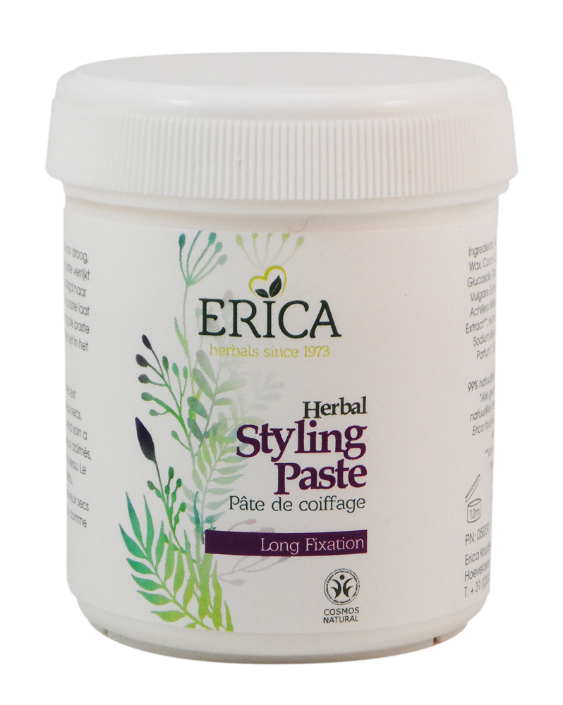 HERBAL STYLING PASTE LONG FIXATION 100 ML