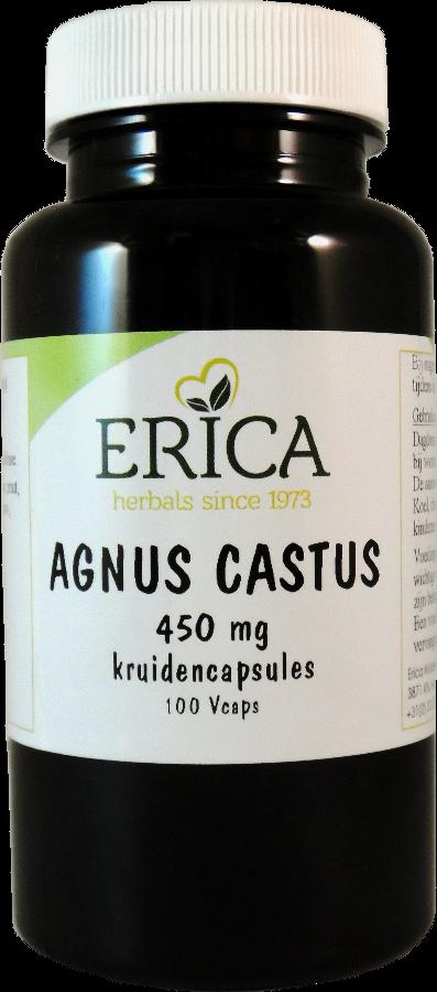 AGNUS CASTUS 100 CAPS