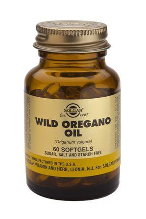 SOLGAR WILD OREGANO OIL 60CAP