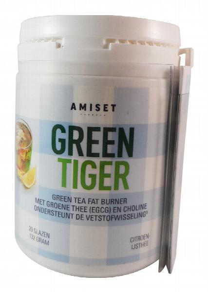 AMISET GREEN TIGER  132G