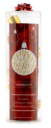 Whisky Unlimited Internationale whisky kerstballen 3 stuks