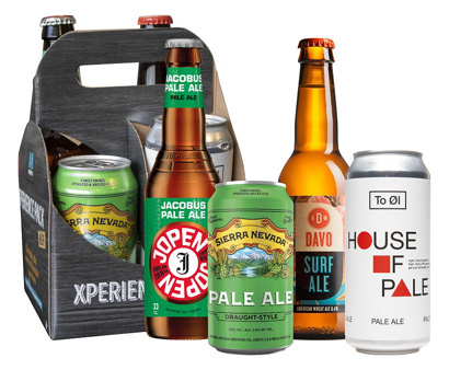 Xperience Pack 4x Pale Ale