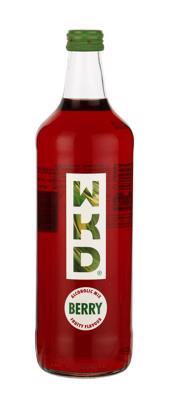 WKD Red Berry