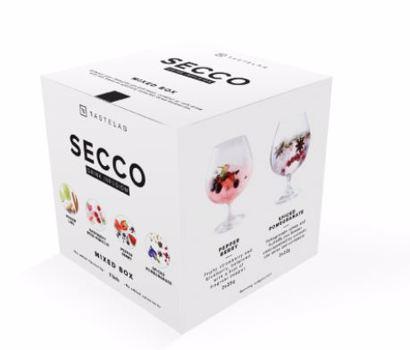 Secco Mixed Box 8x