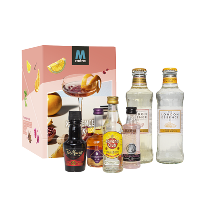 Mitra Xperience Box Cocktails