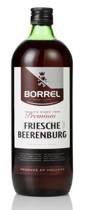 Borrel Friesche Beerenburg
