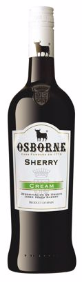 Osborne Sherry Cream