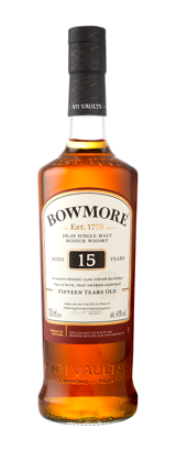 Bowmore 15 Yrs Malt