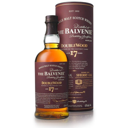 The Balvenie 17 Yrs Double Wood