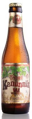Brouwerij Wilderen Kanunnik Tripel
