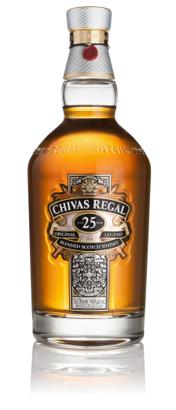 Chivas Regal 25 Yrs Blended