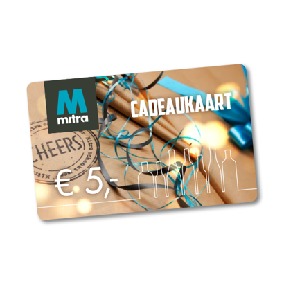 Mitra Cadeaukaart €5