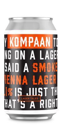 Kompaan Lager Tales #1 Smoked Vienna Lager