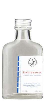 Flacon de Cuisine Kirschwasser
