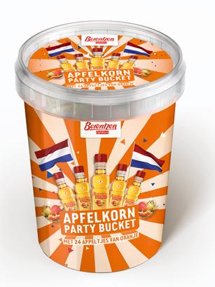 Berentzen Apfelkorn partybucket