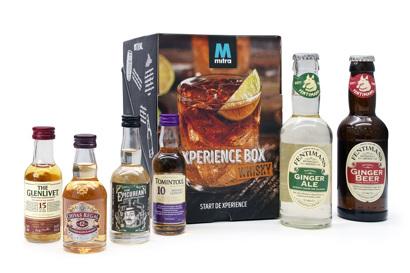 Mitra Xperience Box Whisky