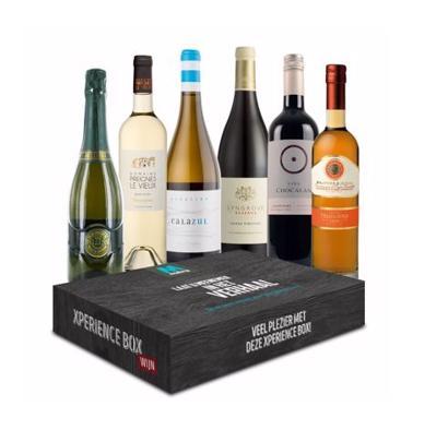 Xperience Box 6 x Culinaire Wijn