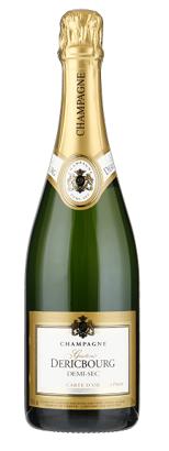 Dericbourg Champagne Demi Sec