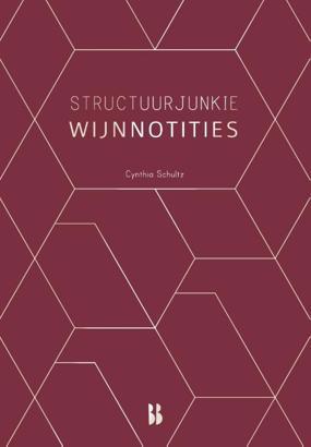 Boek Structuurjunkie wijnnotities