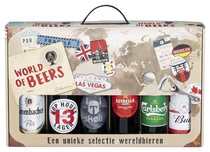 Proefset World Of Beers