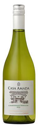 Casa Amada Chardonnay/Semillon