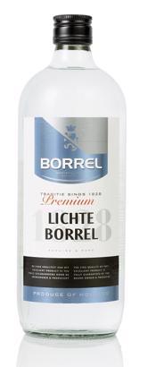 Borrel Lichte Borrel