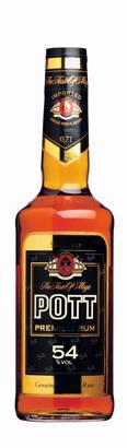Pott Rum 54%