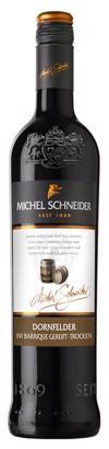 Michel Schneider Dornfelder Barrique