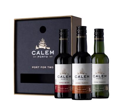 Calem Port For Two
